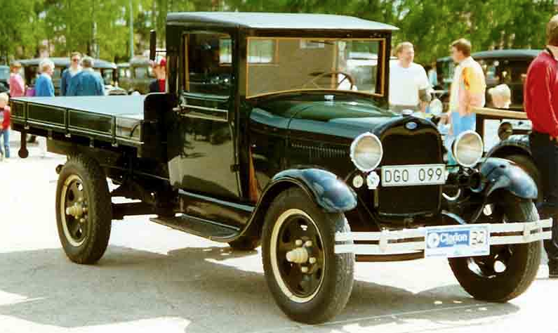 Ford Model AA 1927